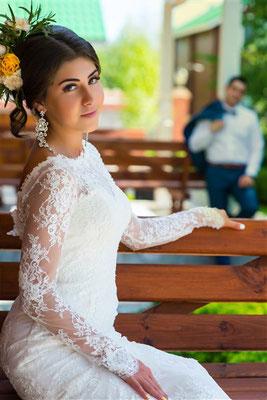 Свадьба в Русской охоте