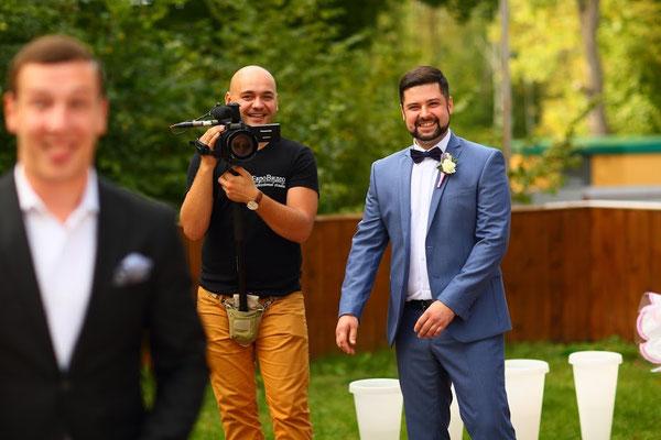 Видеооператор на свадьбу в Самаре