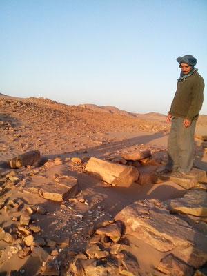 SaharaSalvaje. Necrópolis de Foum RJam