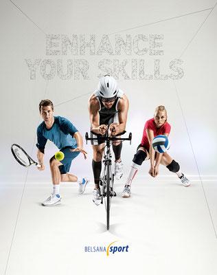 © www.belsana-sport.de ENANCE YOUR SKILLS