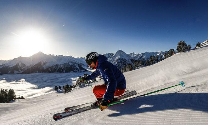 © Dominic Ebenbichler - Ferienregion Mayrhofen/Hippach