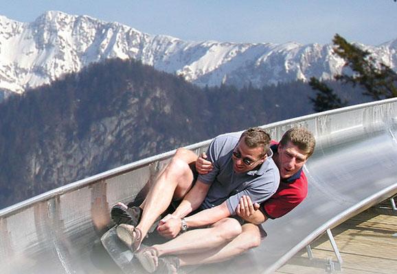 Hocheck Erlebnisberg, Ausflug Hotel zur Post Kieferesfelden
