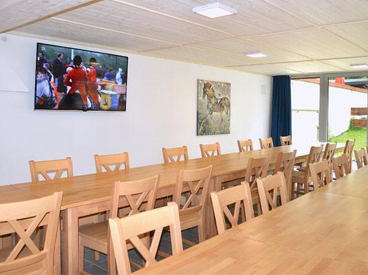 Vorträge im Schulungsraum im Hotel zur Post in Kiefersfelden