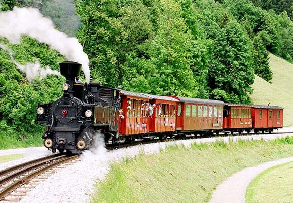 Wachtekbahn Kiefersfelden, Ausflug Hotel zur Pos