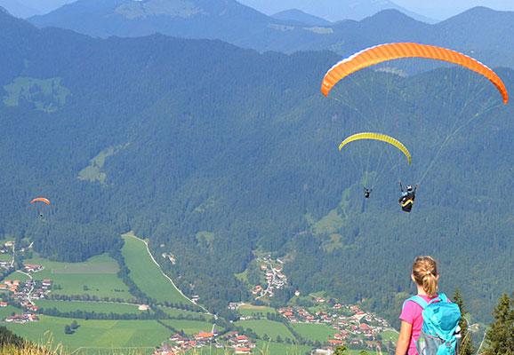 Bergwanderung Sommerurlaub in Kiefersfelden, Hotel zur Post