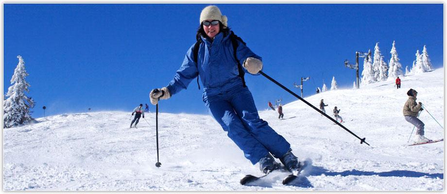Ski und Rodelspass in der Umgebung vom Hotel zur Post