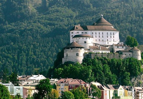 Festung Kufstein, direktNähe Hotel zur Post