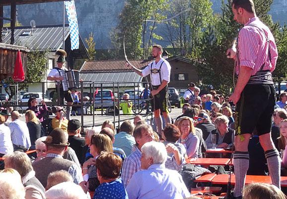 Bayerischer Brauchtum in Kiefersfelden