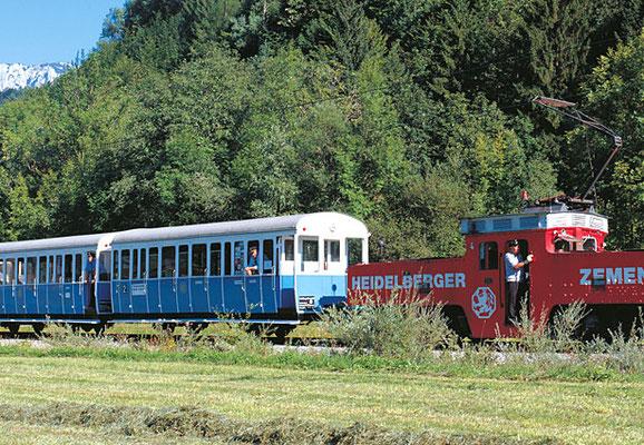Wachtelbahn in Kiefersfelden Hotel zur Post
