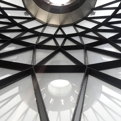 30 St Mary Axe London Top Interior Photo by Heidi Mergl Architect