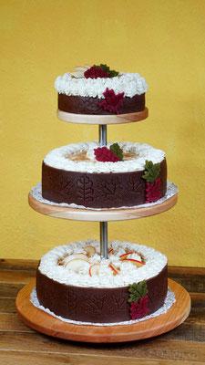 Hochzeitstorte, Catering - Leahs Snoopkram