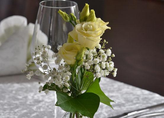 Hochzeit, Konzept, Dekoration, Catering - Leahs Snoopkram