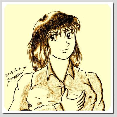 木村 茜(32)――『緑風園』でのシヅ子の同僚
