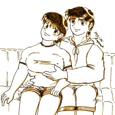 "Twin's Story 外伝 ""Hot Chocolate Time 1""~第10話 一人エッチタイム"
