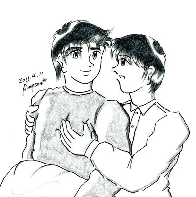 "Twin's Story 外伝 ""Hot Chocolate Time 2""~第2話 濃厚接触タイム"