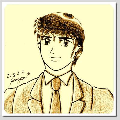 神村照彦(39)――『緑風園』でのシヅ子の上司