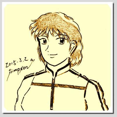 林田(23)――『緑風園』でのシヅ子の同僚