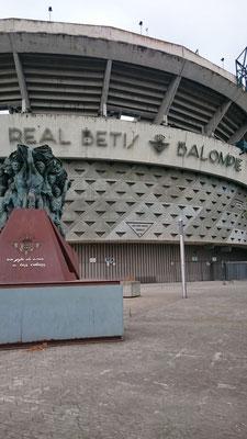 Betis Sevilla, Spain