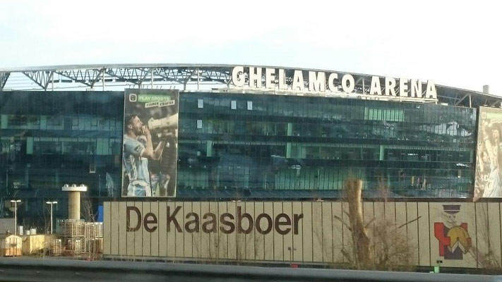 AA Gent, Belgium