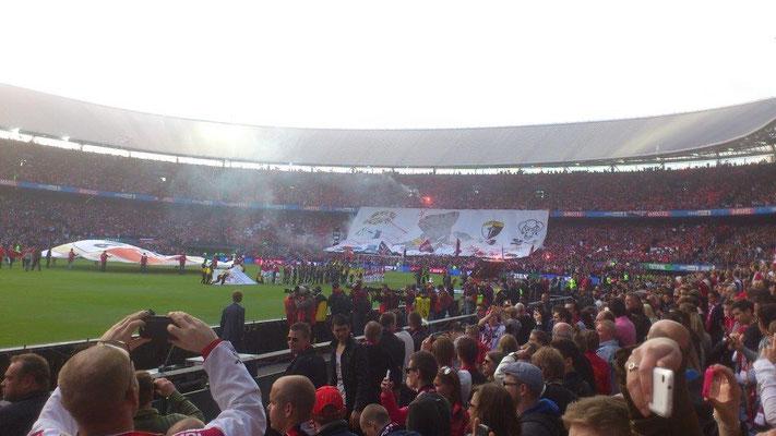 Feyenoord, the Netherlands