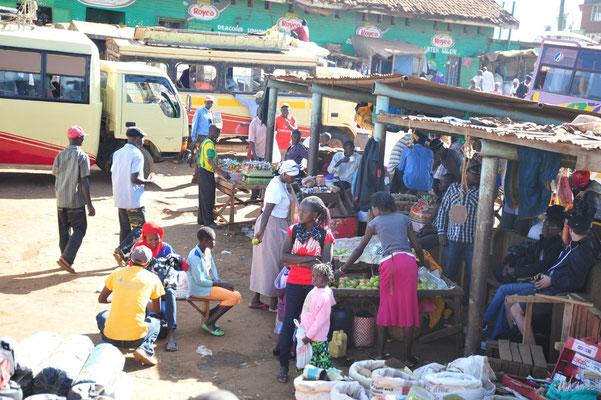 Markt in Kitale