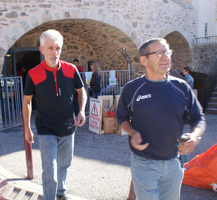 Alain Miriot co-directeur de la course ©S.Zavattaro2015