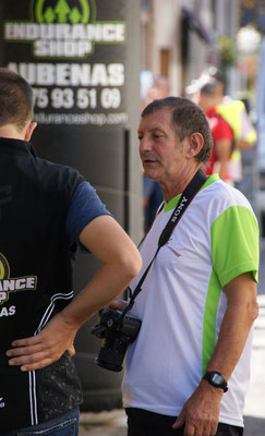 Sylvain Zavattaro co-directeur de la course ©A.Miriot2015