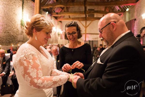Cérémonie laïque de mariage by Charlotte Vilain / Crédit photo Mélanie Vaury