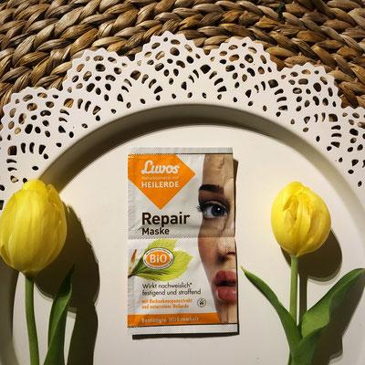 Luvos - Elemente der Natur Gesichtsmaske Repair Maske