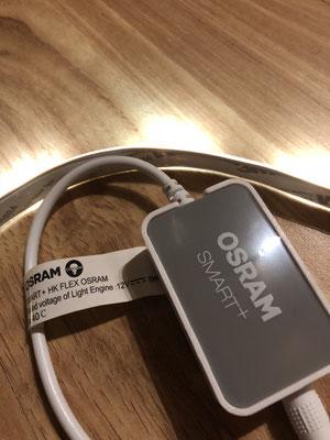 Osram Lichtband im Detail