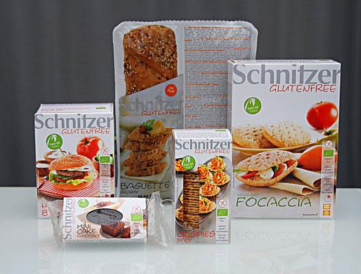 Schnitzer - glutenfree