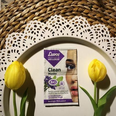 Luvos - Elemente der Natur Gesichtsmaske Clean Maske