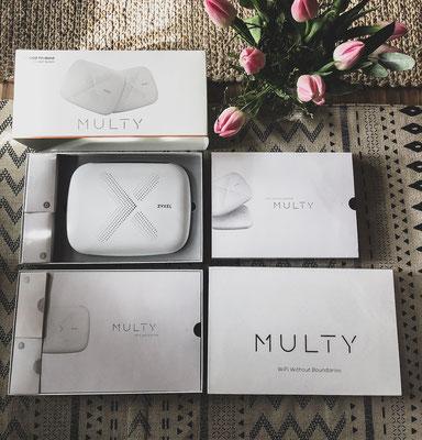 Multy X - Zyxel Erfahrungsbericht