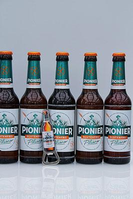Pionier - glutenfreies Bier