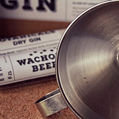 Detail Trichter  - Mach deinen Gin - Set