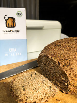 Bread´n Mix - Chia in the box Produkttest