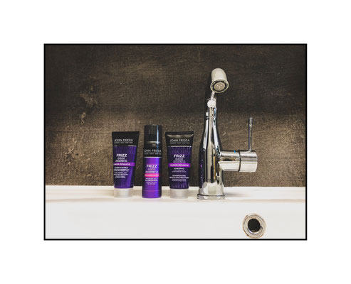 John Frieda Frizz Ease - Traumlocken Serie Produkttest
