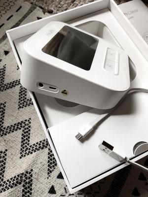 Die Stecker. USB Ladefunktion am PC oder Handyladekabel