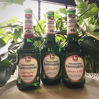 Lammsbräu - glutenfreies Bier