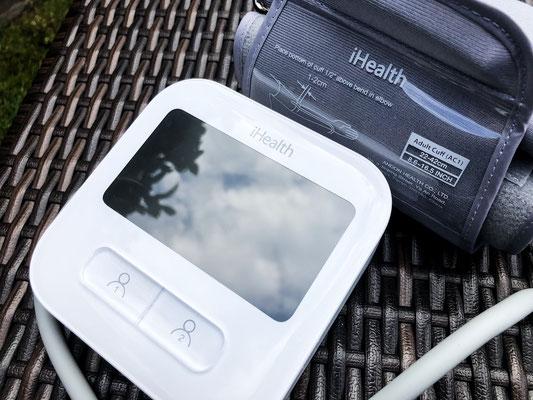 iHealth Clear Blutdruckmessgerät und Wetterstation