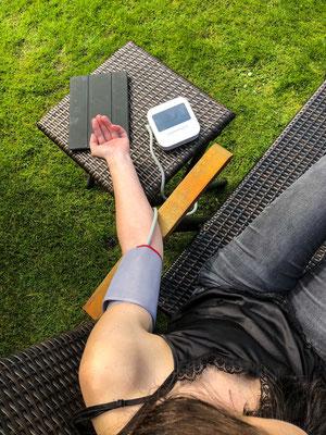 iHealth Clear Blutdruckmessgerät / Wetterstation