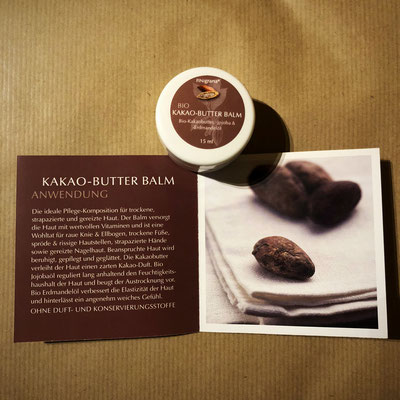 Kakao-Butter Balm