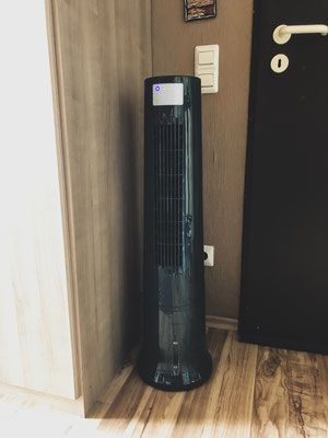 Highrise Ventilator