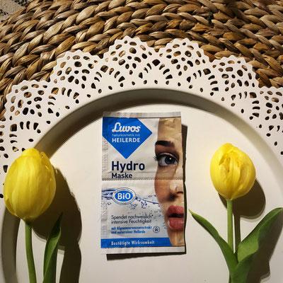 Luvos - Elemente der Natur Gesichtsmaske Hydro Maske