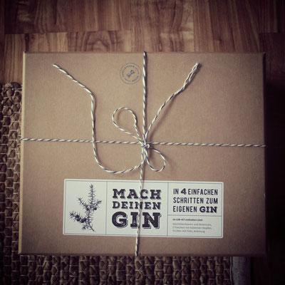 Mach deinen Gin - Set
