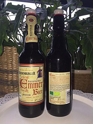Riedenburger Brauhaus - historisches Emmer Bier