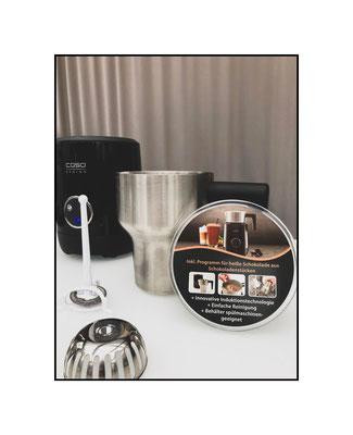Case Design - Cream Latte & Choco