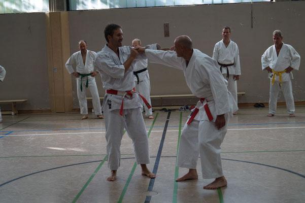 JJU NW - Adrenalin unter Kontrolle - Jiu Jitsu - Selbstverteidigung