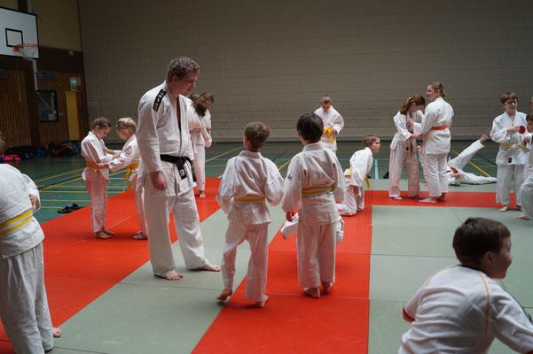 JJU NW - Jiu Jitsu - Selbstverteidigung