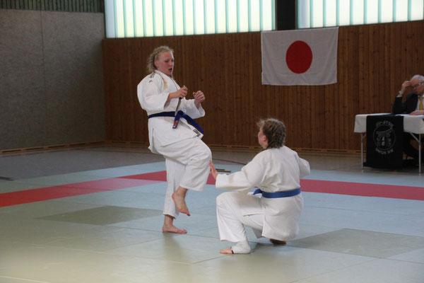 JJU NW - Jiu Jitsu - moderne Selbstverteidigung -Kata